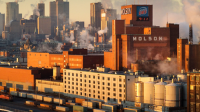 The iconic Molson brewery in Montreal (Picture Credit: Molson Coors)