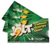 Gum was one of the new caffeine-containing food categories cited by FDA deputy commissioner Taylor.