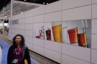 Krones stand at PackExpo, Chicago, 2012