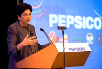 PepsiCo CEO Indra Nooyi emphasizes her belief in India
