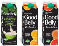 Gutsy GoodBelly ambition! Probiotic drinks brand eyes $50m US sales