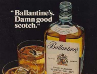 Unfortunately, 'damn good Scotch' has not meant damn good global sales growth for Pernod Ricard brand Ballantine's in recent years (Picture Credit: Keijo Knutas/Flickr)