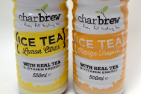 Charbrews 'Ice Tea' will launch in Holland & Barrett this Wednesday