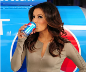 Desperate Housewives star Eva Longoria helps launch Pepsi NEXT at New York event in April 2012