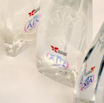 Sidel claims to have created the first triangular PET bottle for the water market