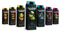 GoodBelly's probiotic juice drinks  Source: GoodBelly