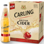 Carling 'British' Cider need not use British apples, brand tells ASA