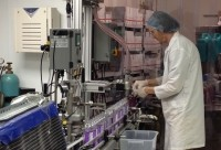 Züm XR makes its line of energy beverages in a pilot plant in Centennial, CO.