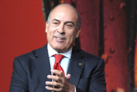Coke CEO and President Muhtar Kent (Picture Copyright: The Coca-Cola Company)
