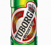 Tuborg Booster Strong: (Picture Credit: Carlsberg)