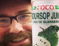 Innova Market Insights says that Guanabana or Soursop, a 'next generation' superfruit, is trending up in drinks in Latin America and Western Europe (Picture Credit: Mike Mozart/Flickr)