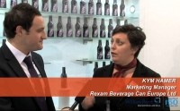 Rexam's Kym Hamer speaks to Mark Astley at Brau Beviale about the firm's Fusion Contour prototype bottle.