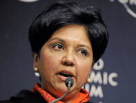 Indra Nooyi (Photo: Jeff Bedford/Flickr)