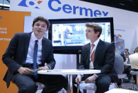 Ben Bouckley caught up with Julian Claudin from Cermex at Pack Expo in Chicago