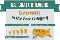 Stellar year for US craft beer: $14.3bn sales in 2013