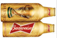 Trophy packaging: Budweiser launches special edition World Cup bottle