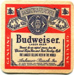 Budweiser is one of the beers brewed by Anheuser-Busch in Houston, Texas (Picture Copyright: Roger Wollstadt/Flickr)