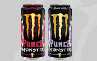 Punch Monster, shipping from the end of Q1, will replace Monster Energy DUB Edition