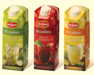 'Sophisticated party' drinks see Del Monte partner SIG Combibloc