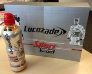 GSK jolts Lucozade with Champions' Choice caffeine variant