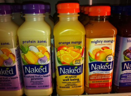 Pepsico Brand Naked Juice Cuts All Natural Claim After