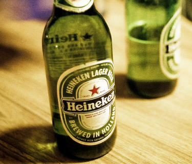 pulling heineken a premium job essay The pub curmudgeon a  and will go for in preference to other widely-distributed premium beers  mostly from the heineken stable, was john smith's,.