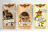 'Badass' beverage brand! Rebel Kitchen brings fun to health foods