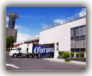 Grupo Modelo's brewery in Ciudad de Mexico or Mexico City (Picture Copyright: Grupo Modelo)