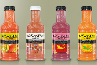 PepsiCo's SoBe Elixir Orange Cream (pictured right) was one of the brands cited in the initial Friends of the Earth report (Joshua Ommen)