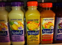 Naked Juice will stop using 'all natural' on product packaging (Picture Credit: Jeff Bedford/Flickr)